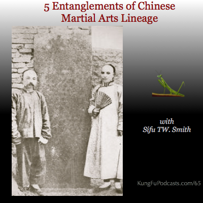 Reflections of Society in Chinese Martial Arts Lineages