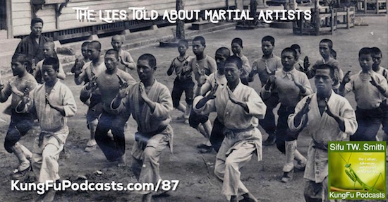 Lies I Have Told About Martial Artists