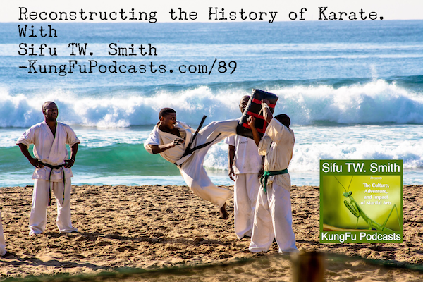 Reconstructing the History of Karate
