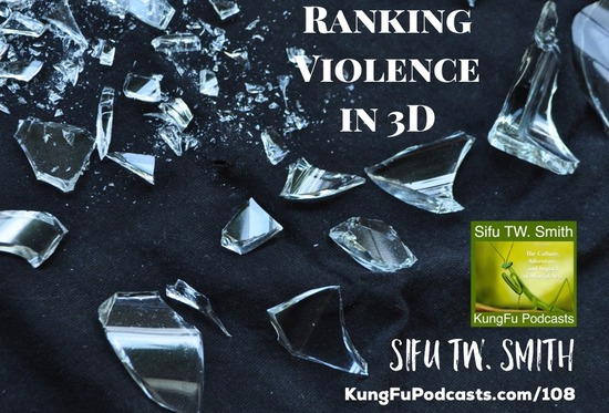 Ranking Violence in 3D : 108, 109, 110