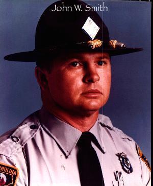 john wayne smith : highway patrolman, my dad